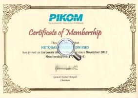 PIKOM Member