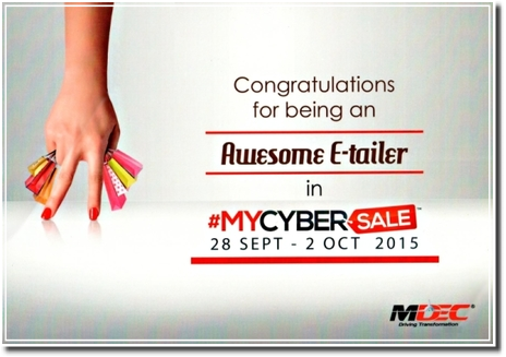MyCyberSale2015